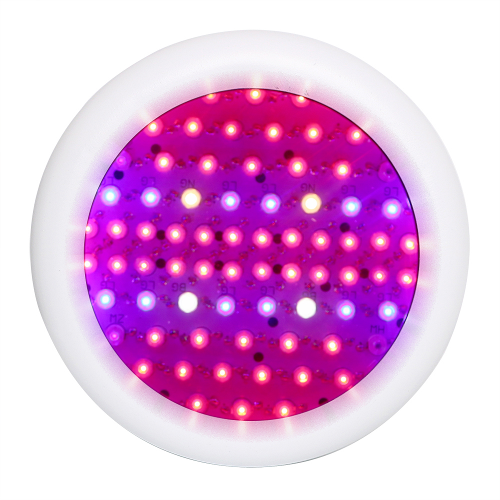 ITimo Mini UFO Greenhouse Hydroponics System Grow Lights Indoor Plant Lamps 216W Spotlight Full Spectrum AC 85-265V 72 led full spectrum grow lamp plant flower ufo growing lights indoor greenhouse hydroponics vegetable green house hydro