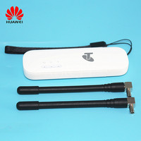 Unlocked Laptop Huawei E8372 E8372h 608 with Antenna 4G LTE 150Mbps WiFi Modem 4G USB Modem Dongle 4G Carfi Modem