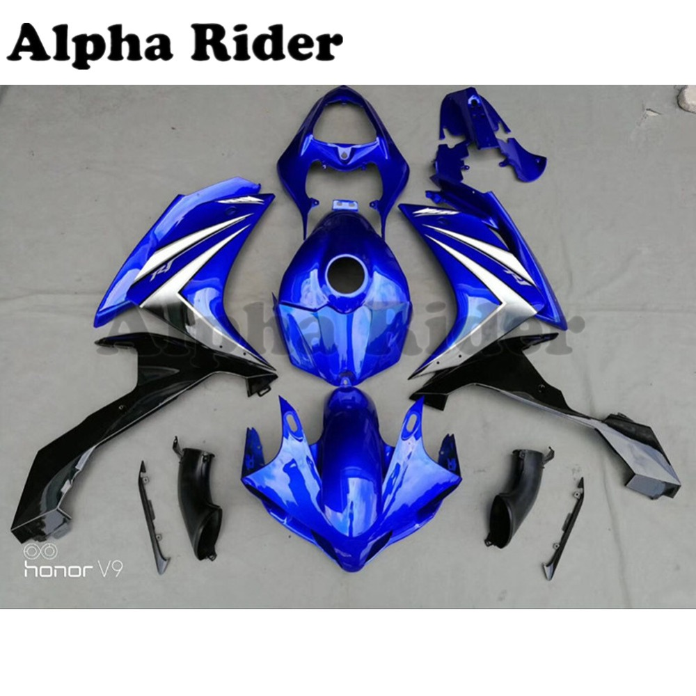 YZF <font><b>R1</b></font> 07-08 <font><b>Fairing</b></font> kits Bodywork Cowling <font><b>Fairings</b></font> Injection Molding Hull Hulls ABS Plastic For <font><b>Yamaha</b></font> YZF-<font><b>R1</b></font> <font><b>2007</b></font> 2008 07 08 image