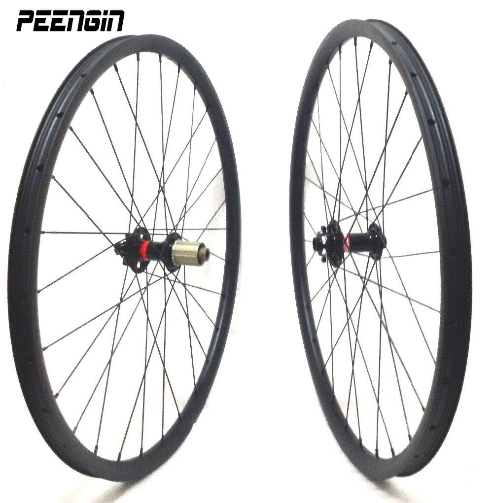 Light-bicycle roda mtb 29 carbon rear wheels front mountain bikes wheelsets 29er XC 35X25mm Clincher Tubeless hot sell to Spain газовая колонка roda jsd20 a5 atmo snow mountain ут000010056