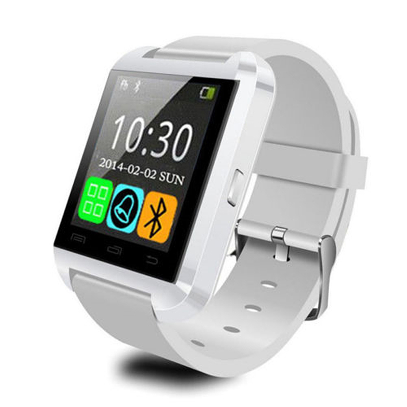 Bluetooth Smart Watch U80 para iPhone IOS Android Smart Phone Wear - Relojes para hombres - foto 2