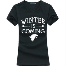 Winter Is Coming T-Shirt for Women