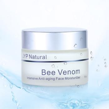 NewZealand JYP Bee Venom Firming Face Cream Anti Aging Moisturizer Face Lift cream Manuka Honey  Anti Wrinkles foreo farm to face collection mask for face manuka honey