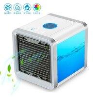 2019TV The New Arctic Air Ultra Mini Household Desktop USB Air Cooler Portable Air Conditioner