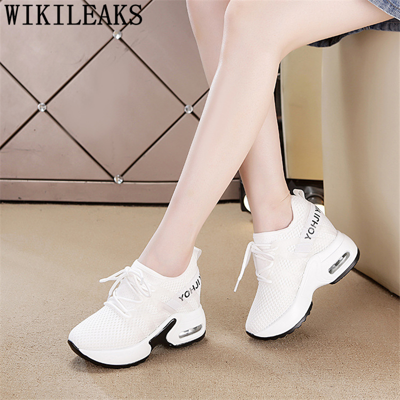 wedges shoes for women vulcanized shoes tenis feminino casual shoes woman platform sneakers women plataforma zapatos de mujer
