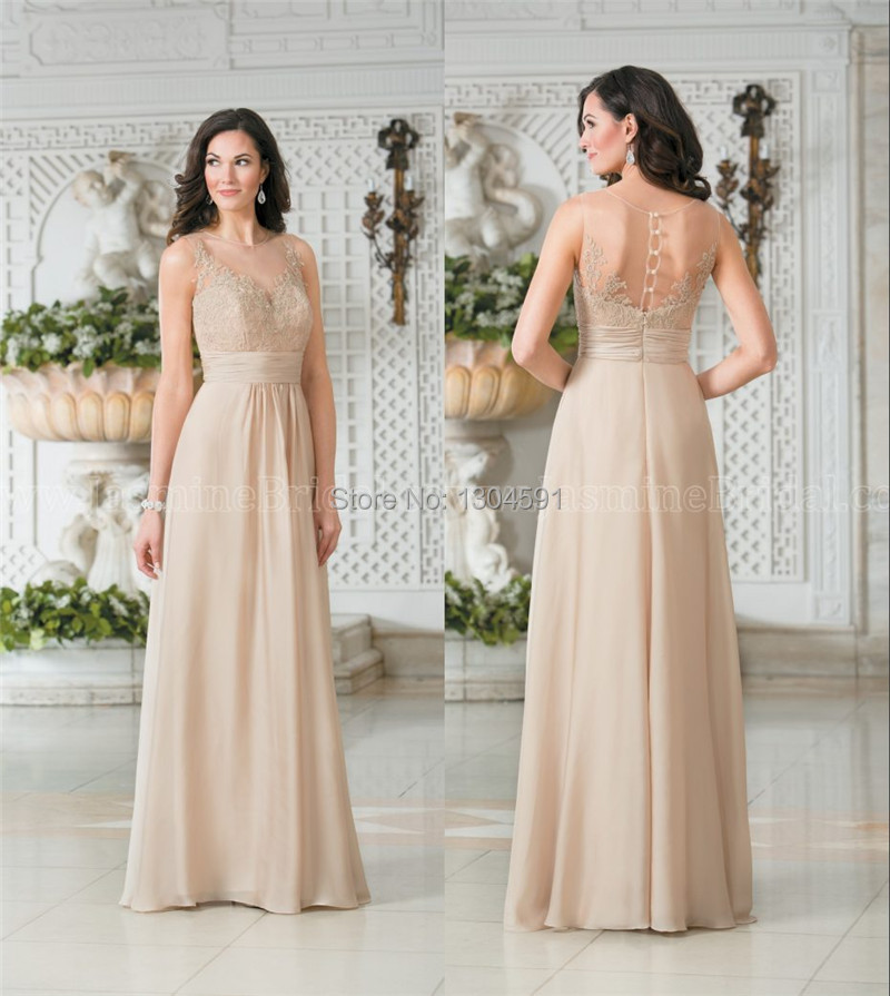 Jasmine Bridesmaid Dresses - Ocodea.com