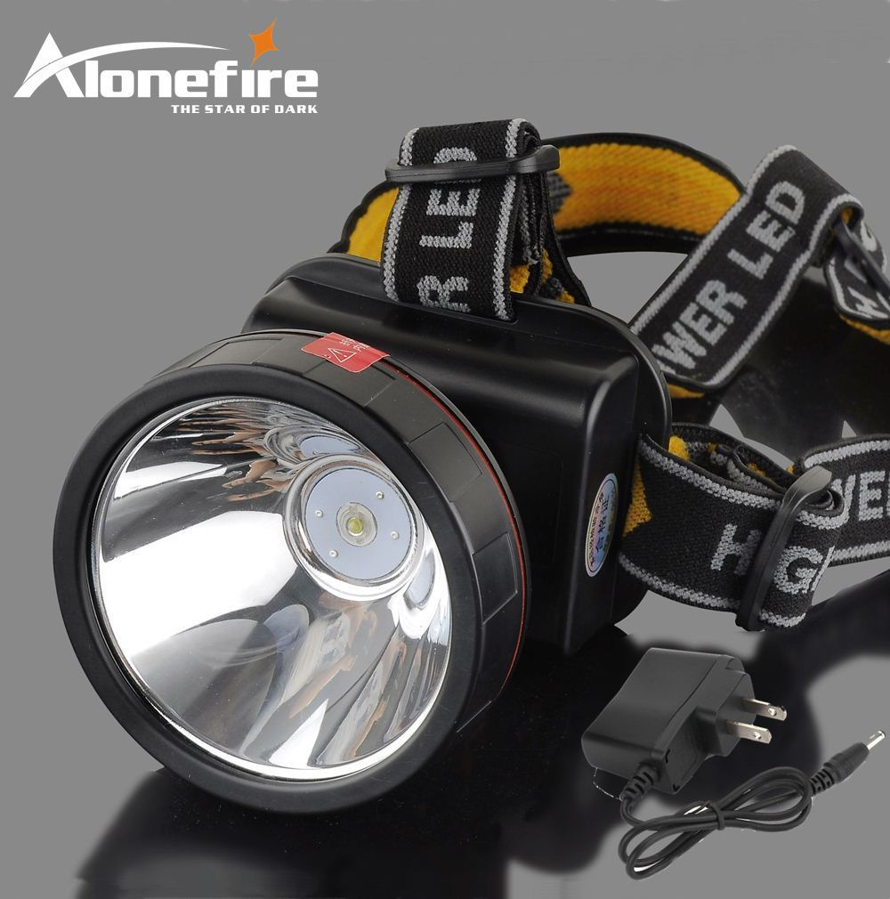 AloneFire HP96 800lm LED Headlight CREE LED Headlamp 18650 Rechargeable Battery Head Light Torch Charger 2 Modes Outdoor Lamp super bright led headlamp water resistant head torch built in 3x18650 rechargeable batteries 2 light modes headlight for outdoor
