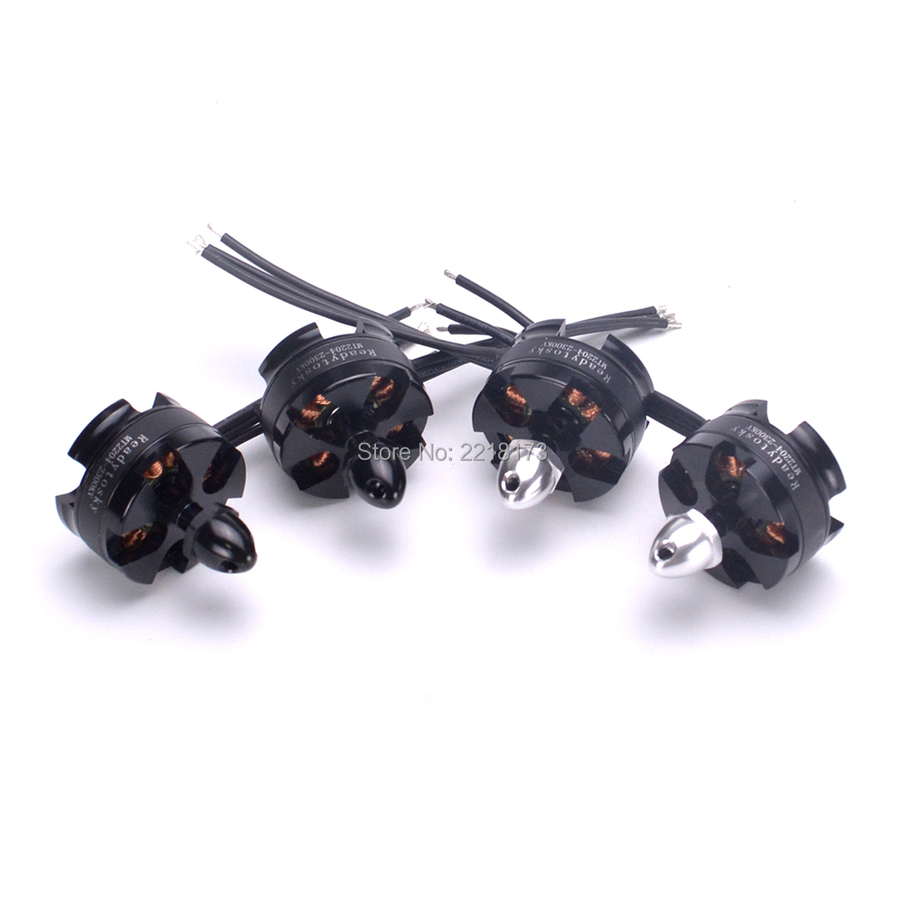 MT2204 2204 2300KV Brushless Motor CW CCW for Chameleon FPV Frame 220 Reptile Martian II 220mm Quadcopter eachine falcon 250 2204 2300kv cw ccw brushless motor for multicopter rc quadcopter accessories