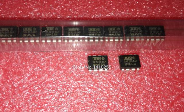 OPA2604AP OPA2604 DIP8 riginal authentische und neue Kostenloser Versand