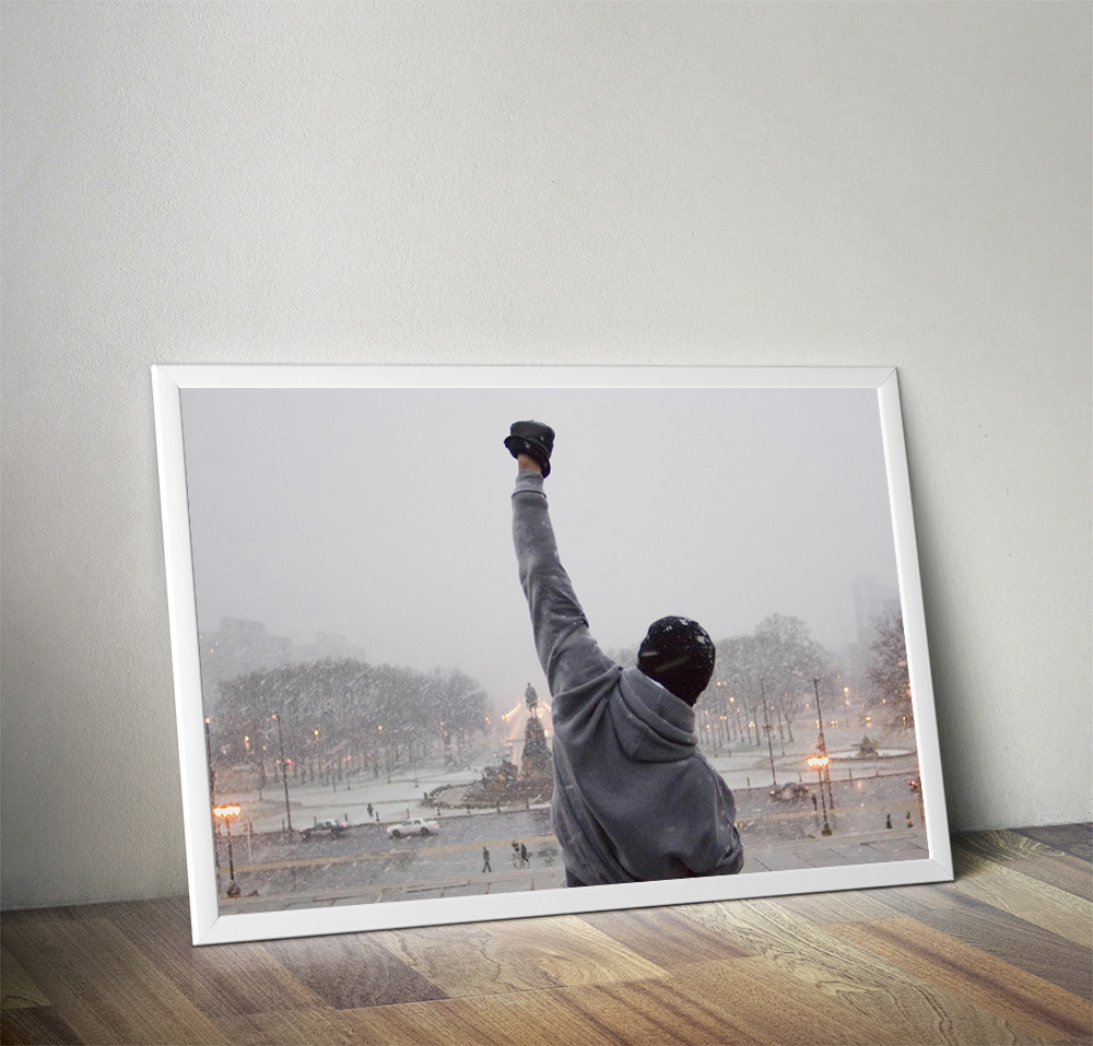 Unframed Movie Pictures HD Canvas Print ROCKY BALBOA Home Decoration ...