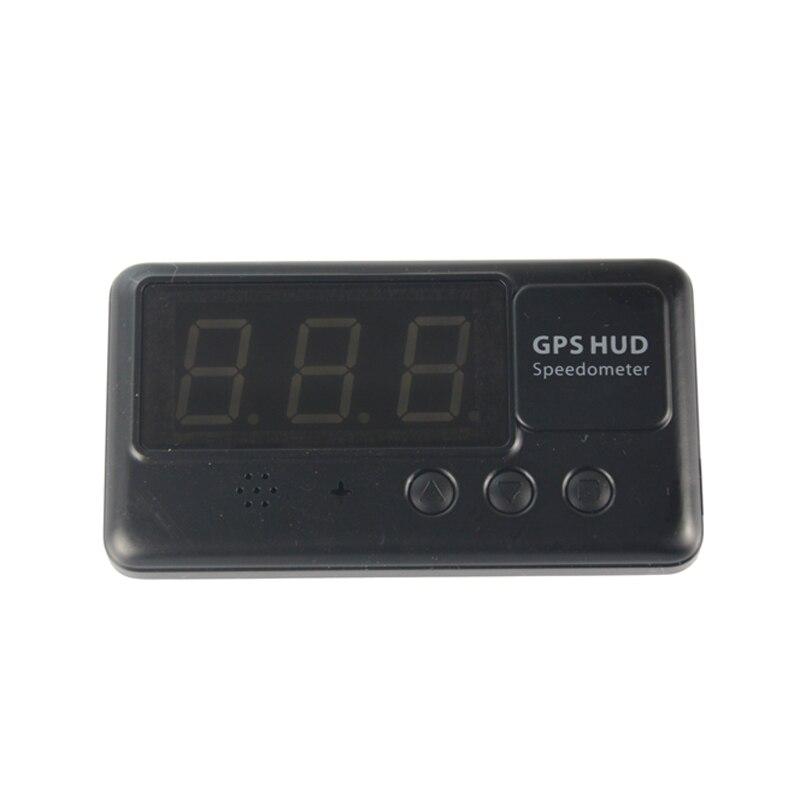 C60 ունիվերսալ HUD արագաչափով - Ավտոմեքենաների էլեկտրոնիկա - Լուսանկար 3