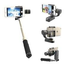 Feiyu SmartStab Wearable 2-Axis Steady Handheld Gimbal Selfie Stabilizer for iPhone Samsung Xiaomi Smartphones Width 5.5cm~8cm