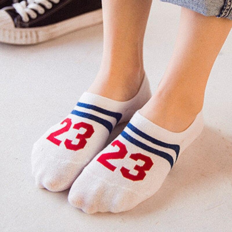 font b 2017 b font Women s Cotton Socks Cute Simple Fresh font b Female
