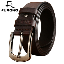2018 luxury strap male belts top selling cow genuine leather two colors designer for jeans leisure style