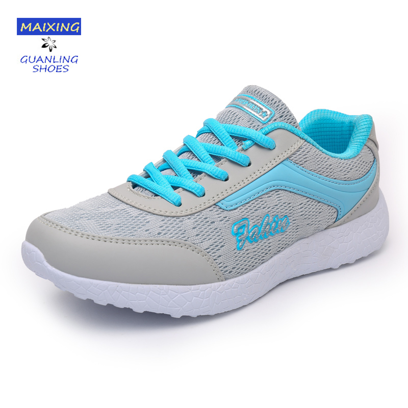 Women Outdoor Walking Shoes Air Mesh Breathable Women Casual Boat Shoes Lace-up Mujer Zapatos Ladies Shoes 2016 New Fashion 2016 superstar famous designer mixed color air mesh wedges men casual shoes fashion walking outdoor breathable lace up men shoes