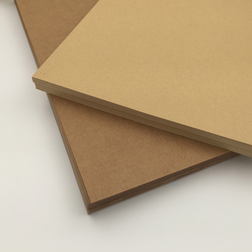 Aliexpress Com Buy Free Shipping A4 Brown Kraft Paper