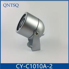 DIY CCTV камера ИК Водонепроницаемая камера металлическая крышка корпуса(маленькая). CY-C1010A-2, с гайкой