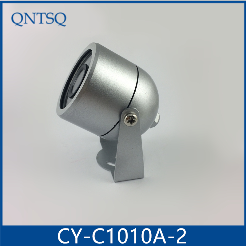 DIY CCTV Camera IR waterproof camera Metal Housing Cover(Small).CY-C1010A-2, with NUT diy cctv metal camera housing case indoor outdoor ip66 cctv camera ir waterproof camera metal housing cover