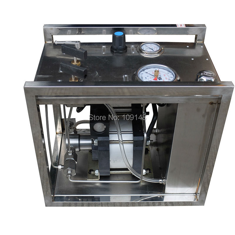 US $1780 0 |WellnessModel:WS JS108 1000 1900Bar High pressure hydro  pneumatic system ,air hydraulic pump station for hose testing-in Pumps from  Home