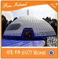 Venta caliente Carpa Carpa Inflable Gigante para La Boda/el Partido/Exposición LED Grandes Eventos