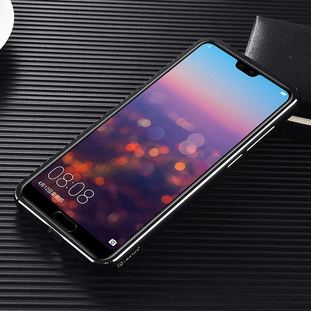 Real Carbon Fiber Case For Huawei P20/P20 Pro