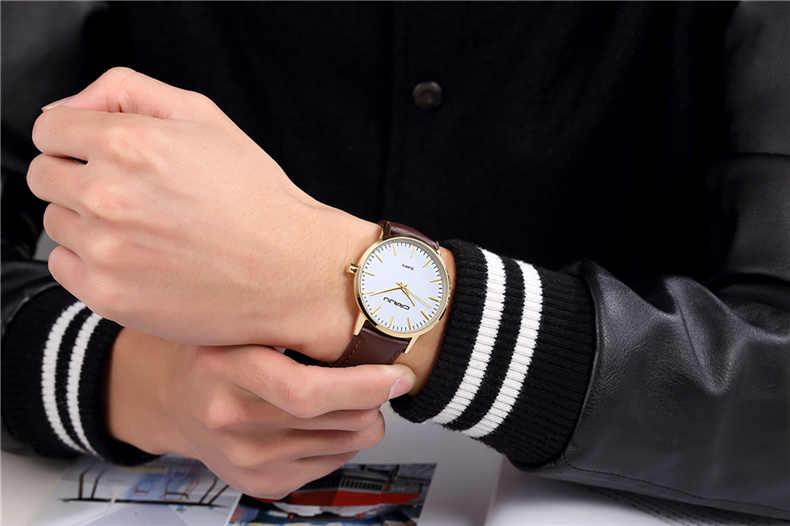 7.5mm דק במיוחד גברים של שעון BriefCRRJU שעונים פשוט עסקי גברים קוורץ שעון גברים יוקרה גברי זכר שעון reloj hombre