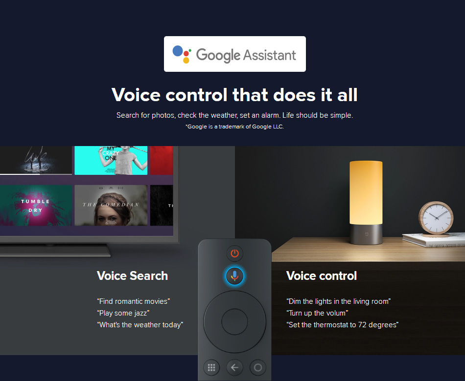Xiaomi Mi Box S 4K HDR Android TV with Google Assistant Remote Streaming Media Player (7)