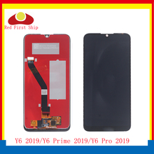 10Pcs/lot 6.09 For Huawei Y6 2019 LCD Display Touch Screen Digitizer Assembly Prime Complete Pro