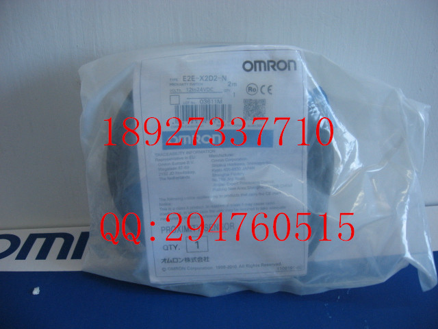 [ZOB] 100% new original OMRON Omron proximity switch E2E-X2D2-N 2M factory outlets e2ec c1r5d1 e2ec c3d1 new and original omron proximity sensor proximity switch 12 24vdc 2m