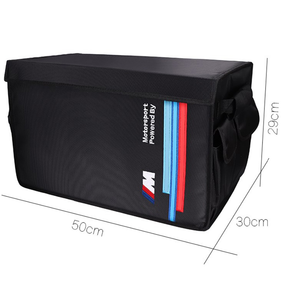 BMW Trunk Storage (6)