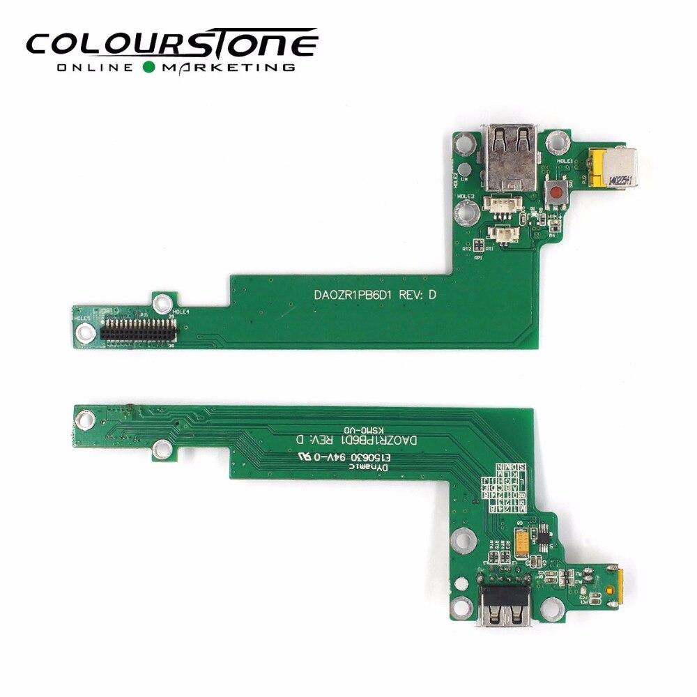 מחשב נייד כוח DC ג 'ק עבור Acer Aspire תשלום ג' ק לוח 3050 3680 3260 5050 5570 5570Z 5580 PN DAOZR1PB6D1