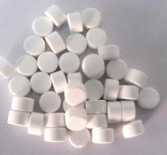 200 tabletas de grano mejorador de la calidad del Agua de oxígeno pecera oxigenación oxígeno alrededor de 600 granos de agua agente