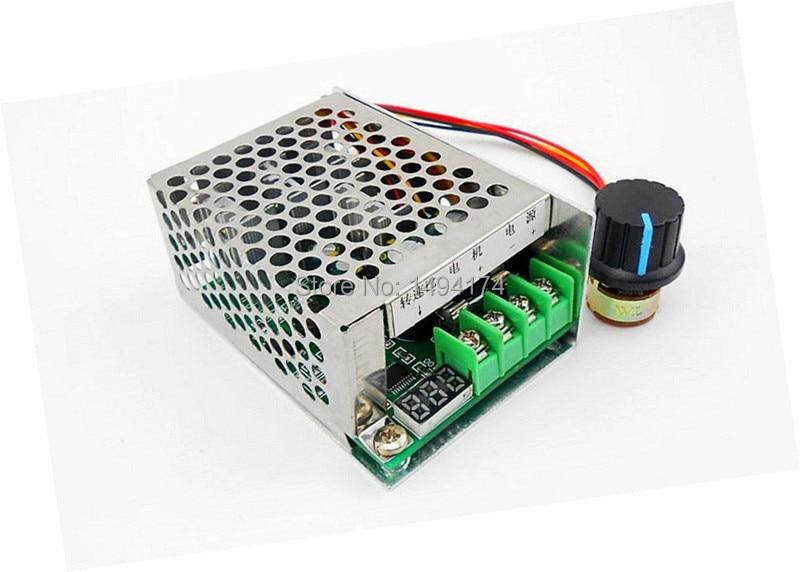 Computer & Office Wqscosea Q8s-239 Dc 6-60v Max30a Pwm Motor Speed Control Controller Switch Board Digital Led Display 6v 9v 12v 24v 36v 48v 60v