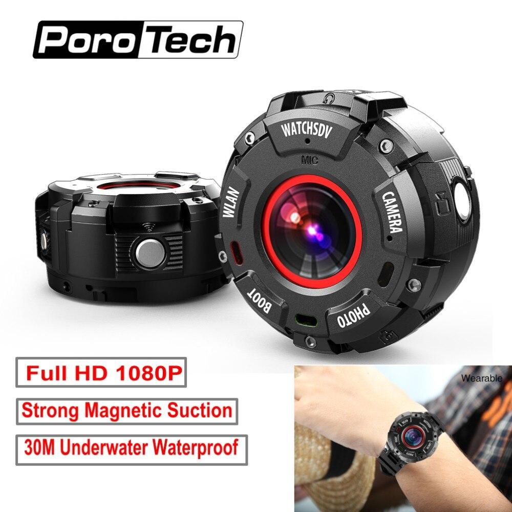 Newest WiFi Sports Camera G600 30m waterproof HD 1080P Swim Diving DV DVR Action Camera Watch