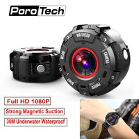 Newest WiFi Sports Camera G600 30m waterproof HD 1080P Swim Diving DV DVR Action Camera Watch band Mini Camcorder Video Recorder