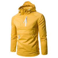 2017 New Cross Border Electricity Supplier Men S Casual Jacket Jacket Fashionable Hooded Men S Zipper