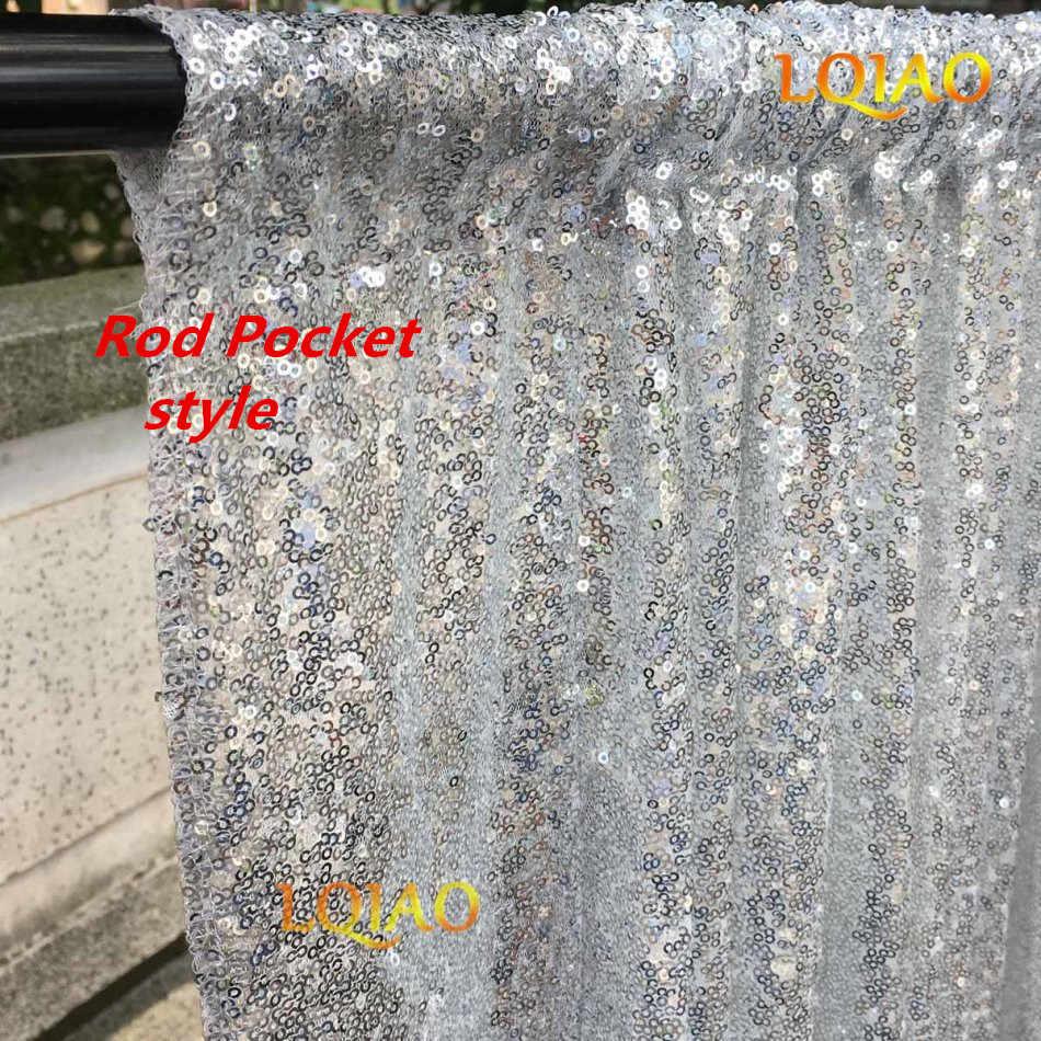 2FTX8FT-60x250cm Серебряный фон с пайетками, занавес для фотографий с блестками, занавеска для окна s, свадебная фотокабина, фон для фотосъемки