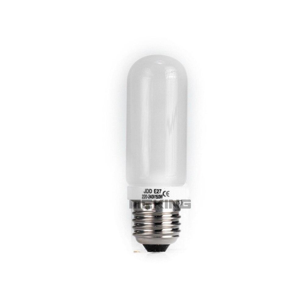 Studio Flash Lighting Bulb E27 Mount Modeling Lamp 250W 150W 110V 220V 3200K For Strobe Softbox