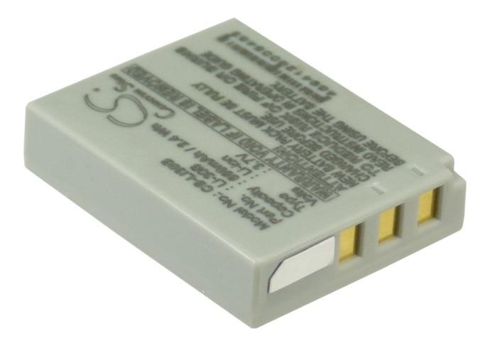Wholesale Camera Battery For Stylus Verve Digital S,For u-mini Digital S (P/N Li-30B )