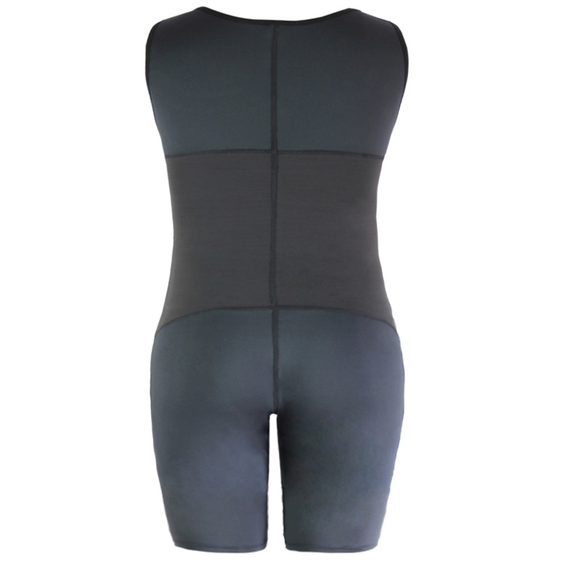 Sleeves Men Recovery Full Body Shaper Hook Hold Tummy Control Shapewear lift Bra Bodysuits Thigh Push up Slimmer Underwear (11)