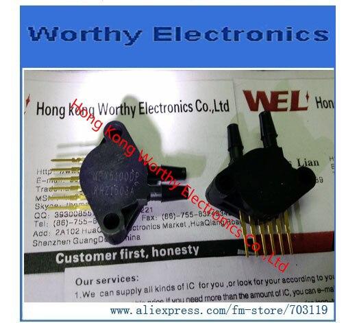 10 шт./лот MPX5100DP MPX5100D MPX5100 IC Датчик пресс 14.5 psi max