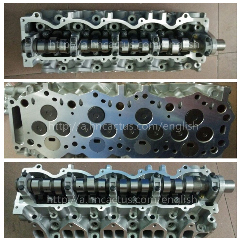Complete <font><b>WL</b></font> <font><b>Engine</b></font> Cylinder Head Assy WL61-10-100D/WLY3-10-OKO Applied for Mazda B2500 image
