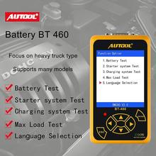 Auto Portable Diagnostic Tools BT460 Battery Tester Car 12V