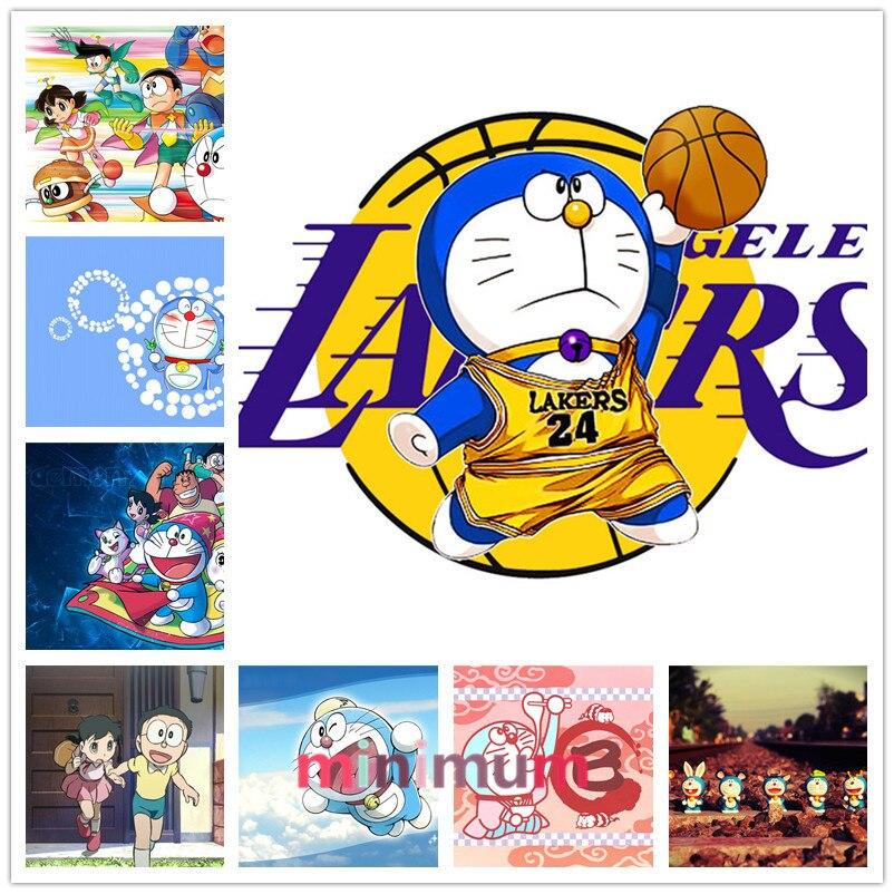Diamond Embroidery DIY 5D Diamond Painting Doraemon Cross Stitch Cartoon Character Gift