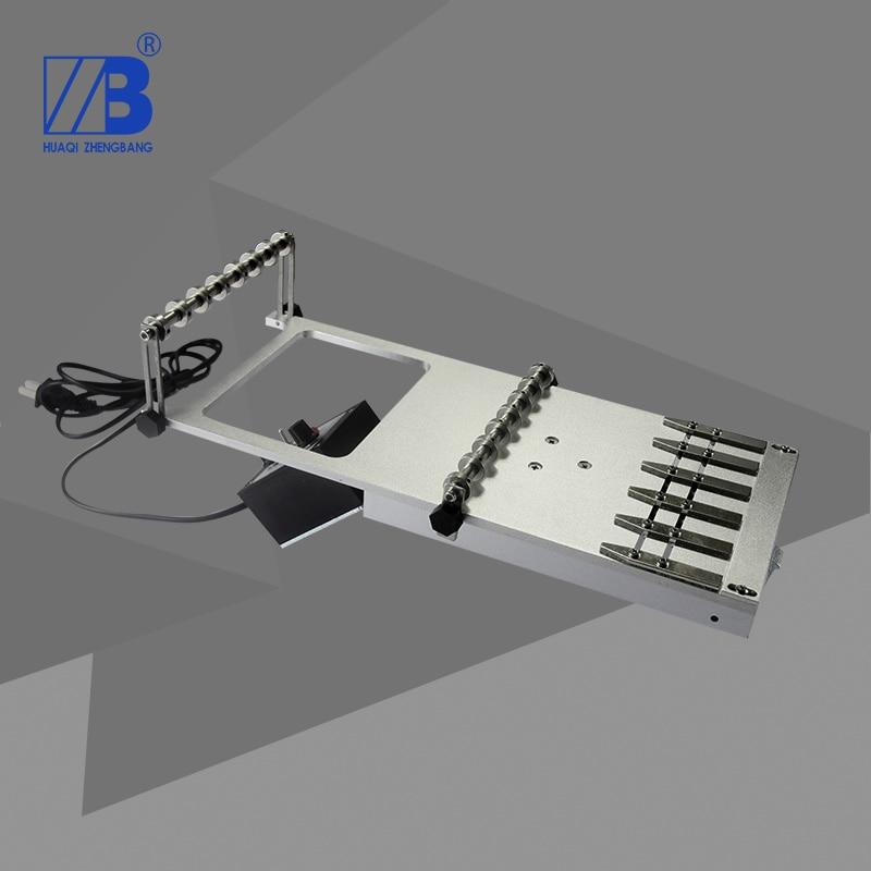 Manufacturer 220V Electric SMT Feeder,smt Tape Vibrate Feeder,vibration Feeder For Pick And Place Machine 5 Tubes Smt Feeder