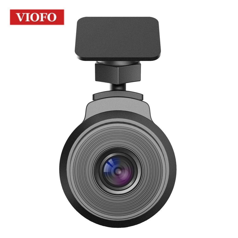 VIOFO WR1 DVR DVR מלאה HD 1080P רכב מקף מצלמה DVR מקליט נובטק צ 'יפ 160 מעלות זווית עם הקלטה מקופלת Dash Cam