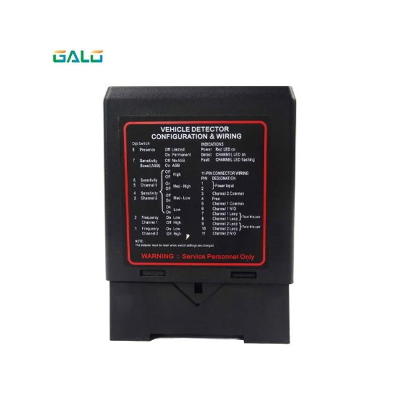 Dual Channel Inductive Loop Vehicle Detectors Inductive Loop Ground Best Vehicle Detector For Access Controls