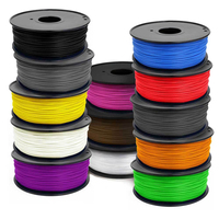 CreatBot 3d printer filament 1.75mm 1kg pla 3.0mm available to Makebot Ultimaker Wanhao FlashForge print