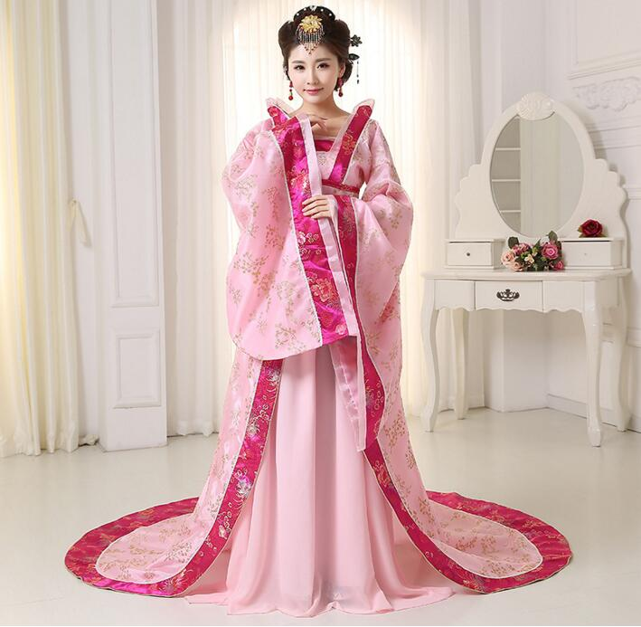 √Sexy mujeres chino traje Tang dinastía reina emperatriz Wu zetian ...