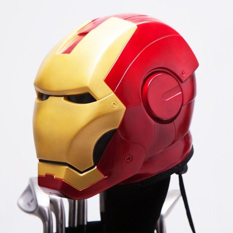 Гольф клуб шлем No1 драйвер Железный человек протектор Чехлы углеродное волокно Бесплатная доставка